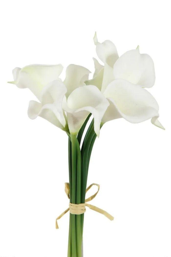bouquet de noiva de jarros brancos