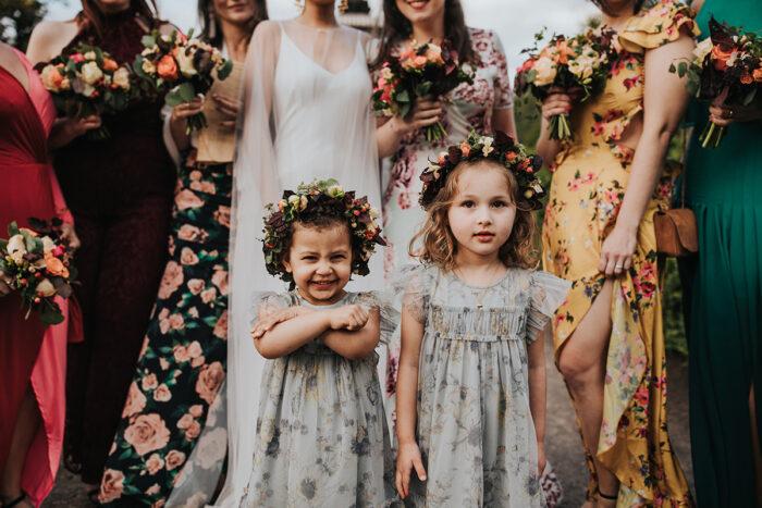 crianças no casamento foto hugo coelho