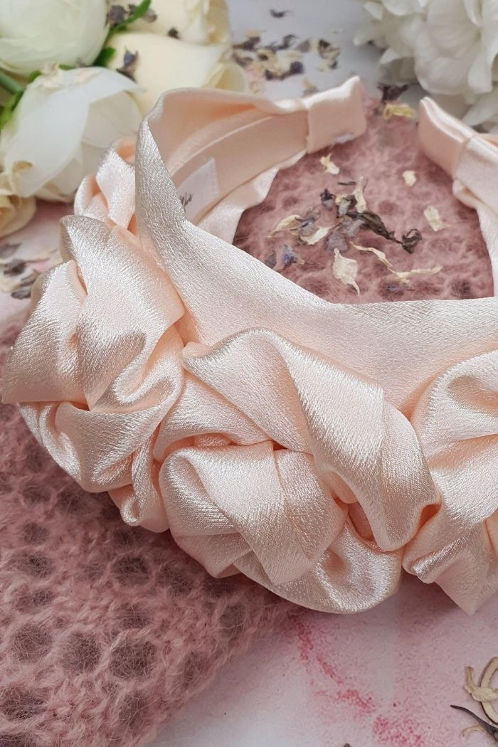 bandolete para noiva cor-de-rosa