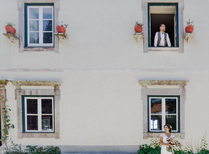 Casamento em Sintra Foto Thay Rabello Photography