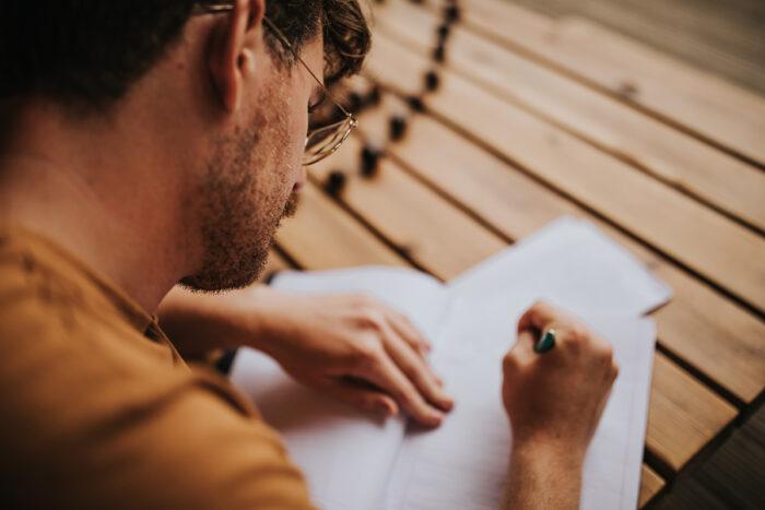 escrever votos de casamento