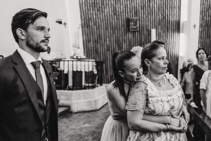 emoção no casamento foto makemyday