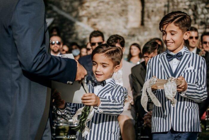 crianças no casamento foto it's all about