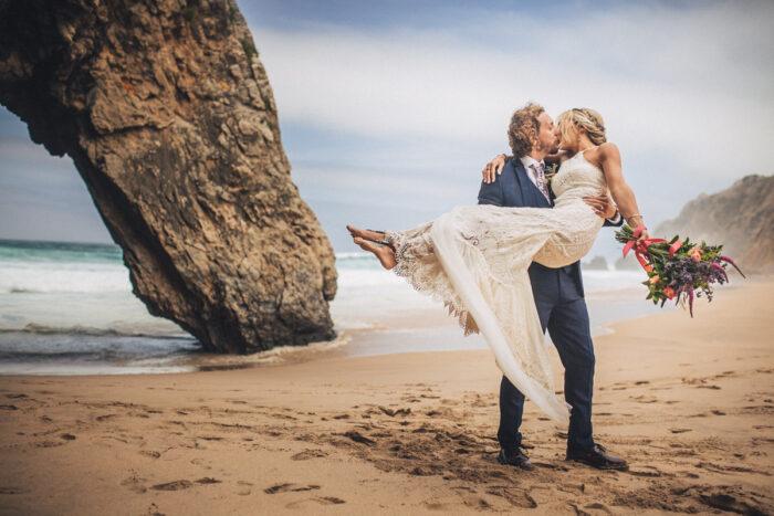 casamento na praia foto aguiam wedding photography