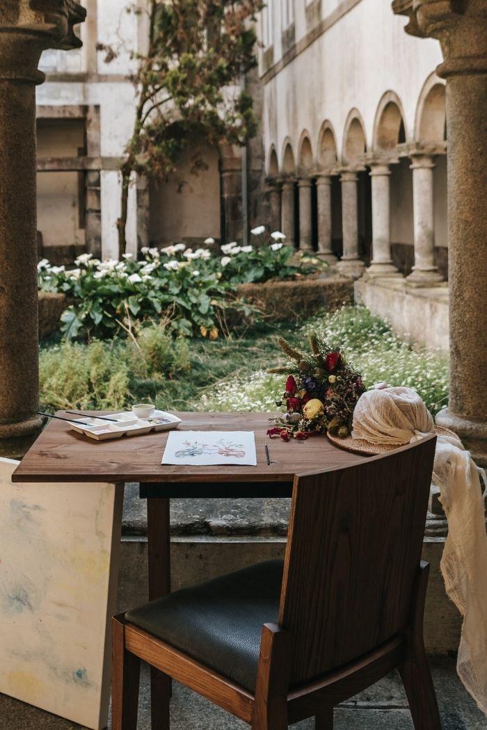 Albergue dos Peregrinos, Mosteiro de Vairão
