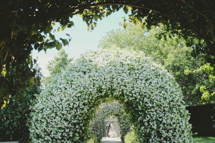 entrada do noivos na quinta