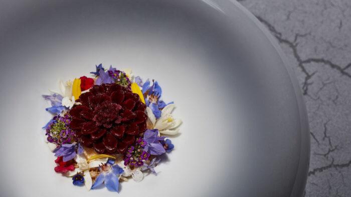 vista restaurante gourmet portimão algarve portugal